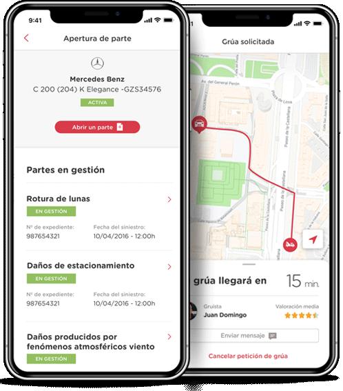apps para moteros linea directa