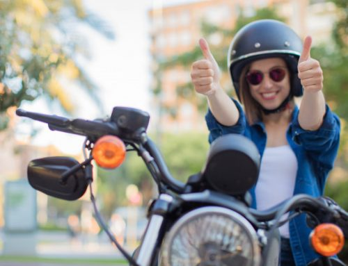 Which motorbikes can I drive with a B car licence?