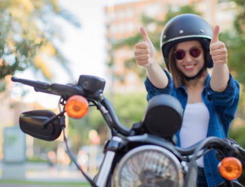 ¿Qué motos se pueden conducir con el carnet B de coche?