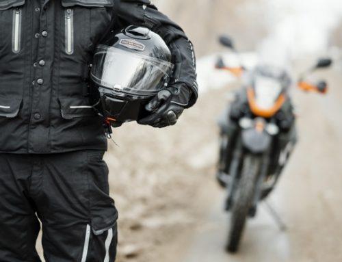 Motorbike braking tips