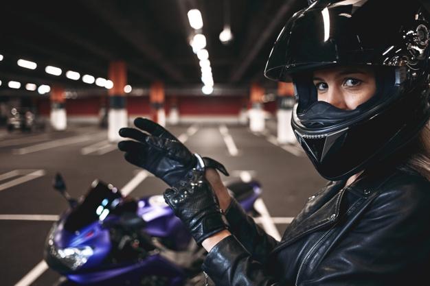 frenar en moto consejos