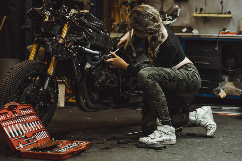 revisar moto segunda mano
