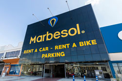 Marbesol Bike Rental motorbike